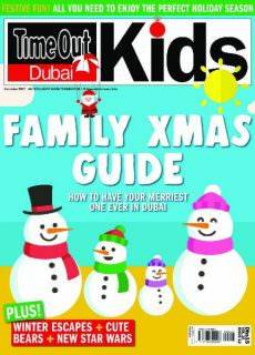 TimeOut Dubai Kids – December 2017