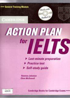 Action Plan For Ielts General Training Module