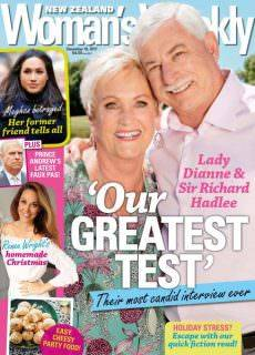 Woman's Weekly New Zealand — December 18, 2017