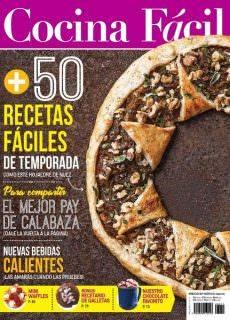 Cocina Facil México — diciembre 2017