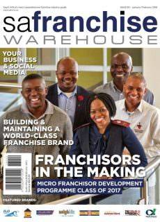 SA Franchise Warehouse — December 22, 2017