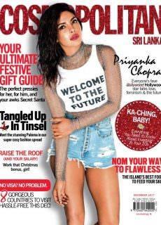 Cosmopolitan Sri Lanka — December 2017
