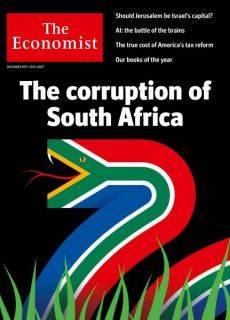 The Economist Europe — December 09, 2017
