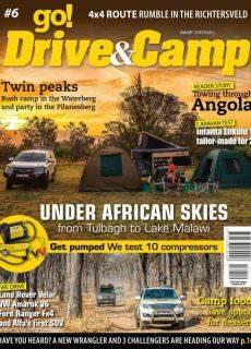 Go! Drive & Camp — January 2018