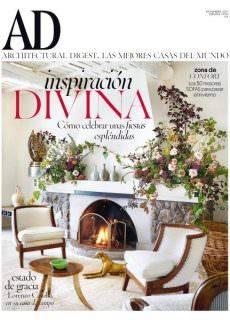 AD Architectural Digest España — diciembre 2017