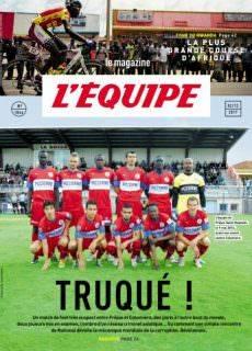 L'Equipe Magazine – 02 décembre 2017
