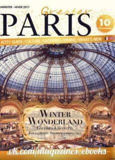 Greater Paris – December 2017