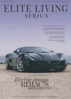 Elite Living Africa — Issue 6, 2017