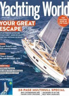 Yachting World — January 2018