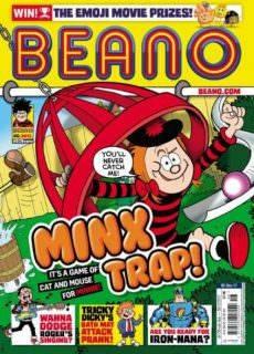 The Beano — 2 December 2017