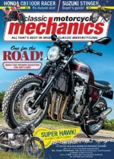Classic Motorcycle Mechanics — January 2018