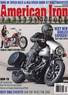 American Iron Magazine — December 2017