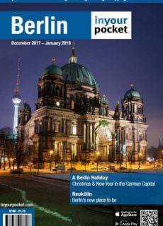 Berlin In Your Pocket — December 2017-January 2018