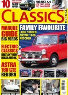 Classics Monthly — February 2018