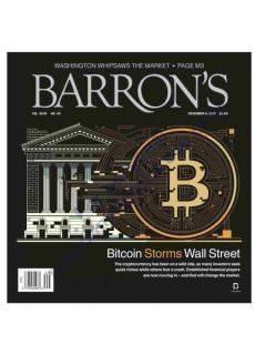 Barron's Magazine (12 — 04 — 2017)