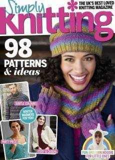 Simply Knitting — February 2018