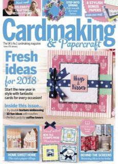 Cardmaking & Papercraft — January 2018