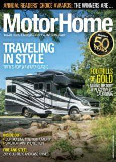 Motor Home — January 2018