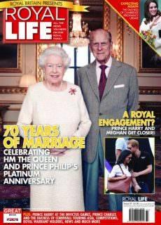 Royal Britain Presents Royal Life — November 30, 2017
