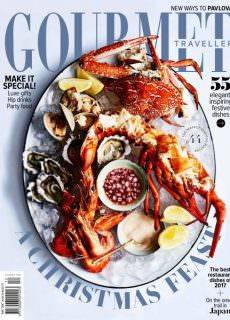 Australian Gourmet Traveller — December 2017