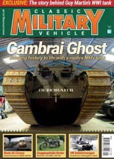 Classic Military Vehicle — January 2018