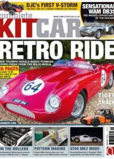 Complete Kit Car — January 2018