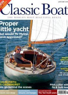 Classic Boat — January 2018