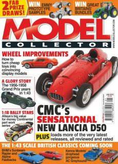 Model Collector — January 2018