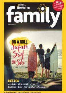 National Geographic Traveller UK — Family Travel 2018