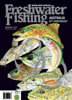 Freshwater Fishing Australia — December 2017 — January 2018