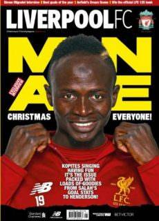 Liverpool FC Magazine — January 2018