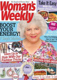 Woman's Weekly UK — 05 December 2017