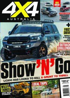 4×4 Magazine Australia — January 2018