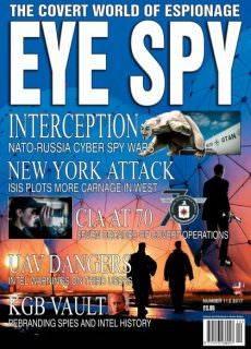 Eye Spy — November 30, 2017