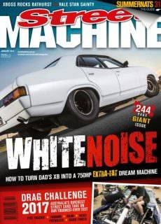 Street Machine Australia — January 2018
