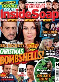 Inside Soap UK — 09 December 2017