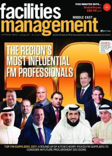 Facilities Management Middle East – December 2017