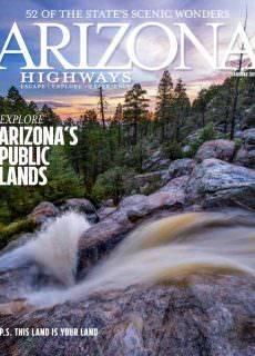 Arizona Highways — January 2018