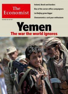 The Economist Europe — December 03, 2017