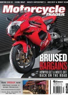 Motorcycle Trader — December 2017