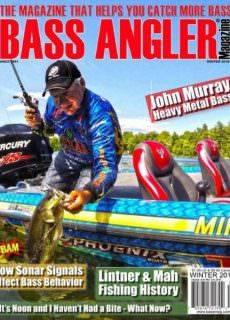 Bass Angler Magazine — Winter 2017-2018