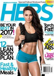 Muscle & Fitness Hers — December 2017