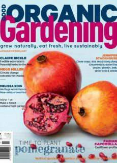 Good Organic Gardening — January 2018