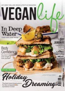 Vegan Life — January 2018