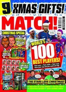Match! — December 05, 2017