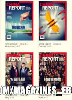 China Report Issue 55 – December 2017