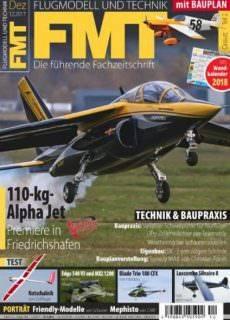 FMT Flugmodell und Technik — Dezember 2017