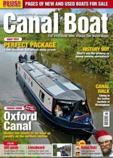 Canal Boat — January 2018