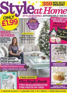 Style at Home UK — January 2018