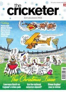 The Cricketer Magazine — January 2018